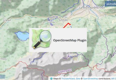 OSM – Open Street Map WordPress Plugin Test