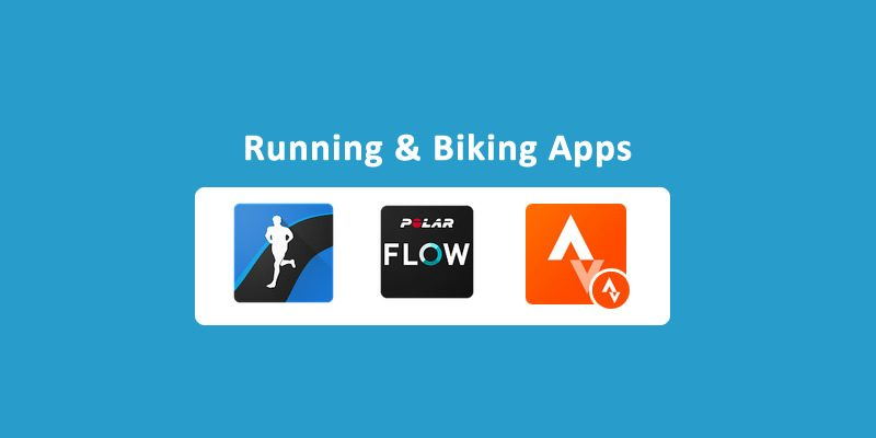 running-biking-apps